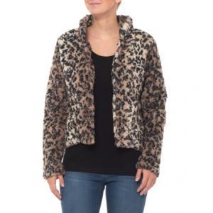Multi Cheetah Modern Jacket (For Women)