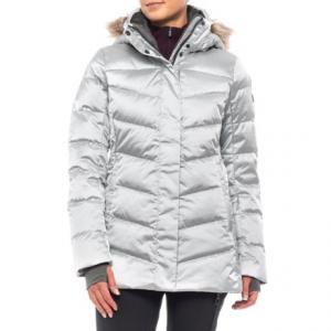 Kimber PrimaLoft(R) Down-Blend Ski Jacket - Waterproof, Faux-Fur Trim (For Women)