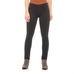Black 485 Super Skinny Jeans - Mid Rise (For Women)