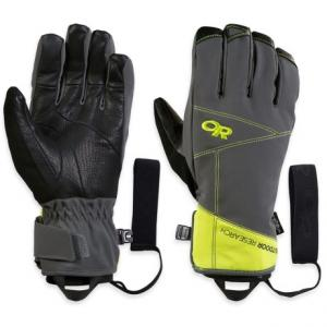 Illuminator Sensor Gloves - Waterproof, Insulated (For Men)