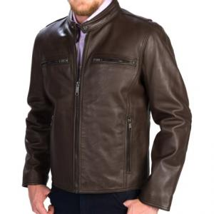 Marc New York by Andrew Marc Lamar Moto Jacket - Leather (For Men)