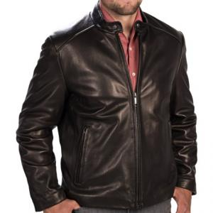 Marc New York by Andrew Marc Sam Leather Jacket (For Men)