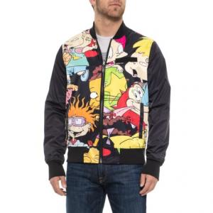 Nickelodeon Reversible Bomber Jacket (For Men)