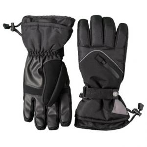 Soft Shell Snow Cuff Gloves - Waterproof, Insulated