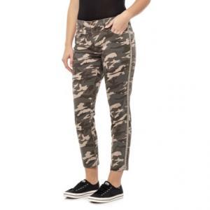 Olive Evans Camo Skinny Pants (For Women)