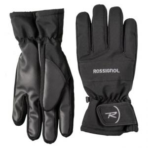 Soft Shell Crossover Gloves - Insulated (For Men)