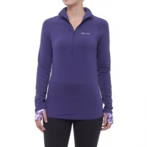 Excel Shirt - UPF 50, Zip Neck, Long Sleeve (For Women)