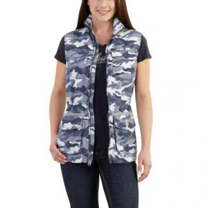 Carhartt El Paso Utility Vest - Ripstop Cotton, Factory Seconds (For Women)