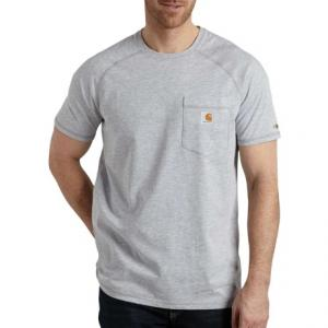 Force(R) Cotton Delmont T-Shirt - Short Sleeve, Factory Seconds (For Big and Tall Men)