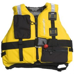 Image of Extrasport Fury PFD Life Jacket - USCG Approved, Type V, PVC-Free