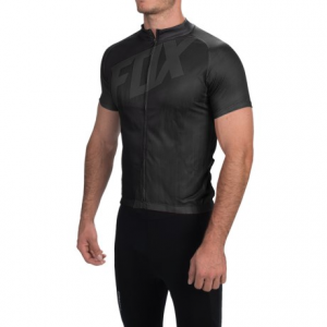fox racing livewire cycling jersey - short sleeve (for men)- Save 56% Off - CLOSEOUTS . With breathable Micro-Grid fabric, structured mesh venting panels and a streamlined race fit, Fox Racingand#39;s Livewire Descent cycling jersey is designed for cross-country, cyclo-cross and enduro riders who live to push the limits. Available Colors: BLUE, RED, BLACK RED, BLACK. Sizes: S, M, L, XL, 2XL.