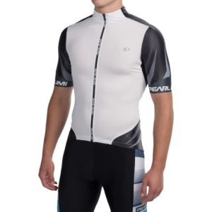 pearl izumi p.r.o leader cycling jersey - full zip, short sleeve (for men)- Save 68% Off - CLOSEOUTS . Pace the peloton and stay cool when you need to attack in Pearl Izumiand#39;s P.R.O. Leader cycling jersey. It features P.R.O. Transfer In-R-Cooland#174; fabric Direct-Vent mesh panels for cooling, breathability and an aerodynamic fit. Available Colors: BLACK/SHADOW GREY, TRUE RED/SHADOW, PRO TM HABANERO, WHITE/BLACK. Sizes: L, M, S/M, XL, S, 2XL.