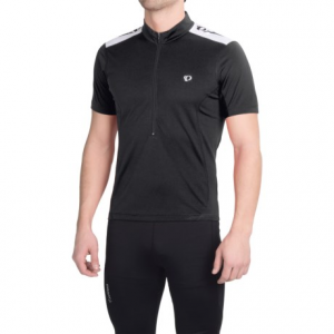 pearl izumi select quest cycling jersey - zip neck, short sleeve (for men)- Save 50% Off - CLOSEOUTS . Pearl Izumiand#39;s SELECT Quest cycling jersey delivers the moisture-wicking performance of SELECT Transfer fabric, contemporary sublimated graphics and a semi-form fit. Available Colors: TRUE RED, MYKONOS BLUE, BLACK, SCREAMING YELLOW, SKY BLUE, TIBETAN RED, WHITE, TIBETAN RED / ECLIPSE BLUE. Sizes: L, M, S, XL, 2XL.