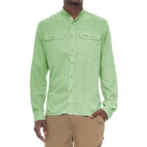 Image of Allen Fly Fishing Exterus Marathon Key Fishing Shirt - UPF 40+, Long Sleeve (For Men)