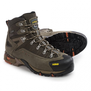 Image of Asolo Flame Gore-Tex(R) Hiking Boots - Waterproof (For Men)