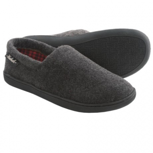 Image of Woolrich Chatham Run Fleece Slippers (For Men)