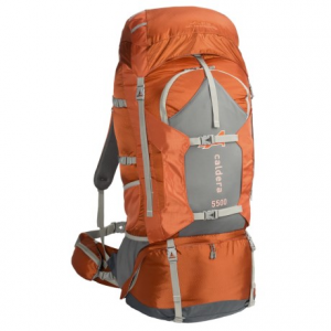 photo: ALPS Mountaineering Caldera 5500 expedition pack (4,500+ cu in)
