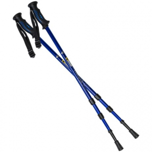 mountainsmith pinnacle trekking poles- Save 37% Off - CLOSEOUTS . Reach the pinnacle of your adventure with this pair of Mountainsmith trekking poles, offering adjustable length and a built-in anti-shock mechanism that can be switched on for accents and off for stability during descents. Available Colors: SEE PHOTO.