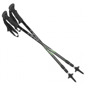 leki trail trekking poles- Save 39% Off - Discontinued or prior year model . Increase stability on challenging terrain with ultra-rugged LEKI Trail trekking poles, featuring robust 7075 aluminum alloy shafts and Round Top comfort grips. Available Colors: SEE PHOTO.