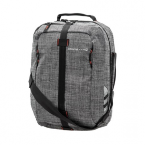 blackburn central rear pannier- Save 30% Off - CLOSEOUTS . Ride with your laptop and other valuables protected from inclement weather. The Blackburn Central rear pannier secures to most standard bike racks for safe transfer and organization of all your necessities. Available Colors: SEE PHOTO, CHARCOAL.