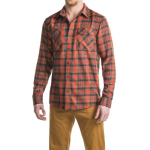 Mountain Hardwear Trekkin Flannel Shirt - Long Sleeve (For Men)