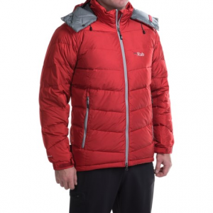 photo: Rab Ascent Jacket down insulated jacket
