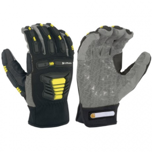Image of Carhartt Stronghold Hi-Vis Gloves (For Men and Women)