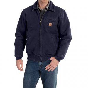 Image of Carhartt Bankston Sandstone Duck Jacket - Factory Seconds (For Big and Tall Men)
