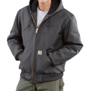 Image of Carhartt Active Duck Jacket - Insulated, Factory Seconds (For Big Men)