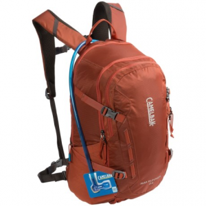 camelbak rim runner 22 hydration pack - 100 fl.oz- Save 40% Off - CLOSEOUTS . CamelBakand#39;s Rim Runner 22 hydration pack is the ideal companion for full-day hikes and extended excursions. The mesh-padded back panel features Air Channel cooling, and a 100 fl.oz. reservoir ensures youand#39;re well-hydrated on any outing. Available Colors: SIENNA RED/GUNMETAL, DUSKY GREEN/BLACK OLIVE, ROOIBOS/BLACK OLIVE.