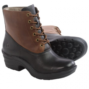 Image of Bionica Roker Leather Boots - Insulated (For Women)