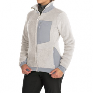 mountain hardwear monkey woman fleece jacket (for women)- Save 53% Off - CLOSEOUTS . Layer up in Mountain Hardwearand#39;s Monkey Woman jacket. High-pile Polartecand#174; Thermal Proand#174; fleece is combined with strategically placed stretch panels so you can enjoy incredibly plush warmth with an active, easy design Available Colors: BRIGHT EMERALD/BRIGHT EMERAL, COUSTEAU/COUSTEAU, NIGHT PURPLE/NIGHT PURPLE, TRADEWINDS GREY/TR, BERRY JAM/BERRY JAM, ARISTOCRAT, TRADEWINDS GREY, SNOW, BLUE FOREST/EMERALD, RICH WINE/POMEGRANATE, STONE, DEEP BLUSH, BLACK/BLACK, MOUNTAIN, PURPLE PLUM, STONE/STEAM. Sizes: XS, S, M, L, XL, 2XL, 3XL.