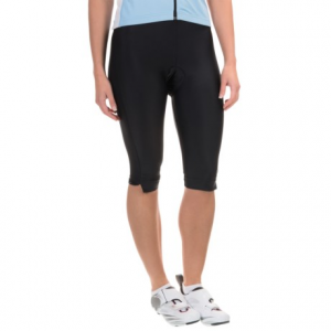 canari pro tour gel cycling knickers (for women)- Save 42% Off - CLOSEOUTS . Anatomically designed for women, Canariand#39;s Pro Tour cycling knickers feature a shock-absorbing gel chamois and quick-drying fabric that supports muscles. Available Colors: BLACK. Sizes: S, M, L, XL.