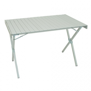 alps mountaineering portable dining table - xl- Save 41% Off - CLOSEOUTS . The ALPS Mountaineering portable dining table is the ultimate accessory for camping, outdoor cookouts, tailgating and picnics. Available Colors: SILVER.