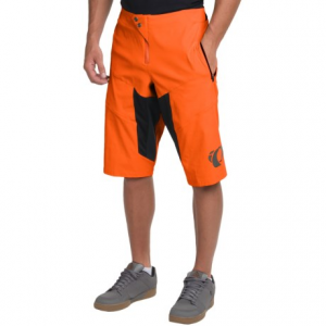 pearl izumi elevate mountain cycling shorts (for men)- Save 50% Off - CLOSEOUTS . Elevate your next ride with Pearl Izumiand#39;s Elevate mountain cycling shorts. Durable, water repellent and abrasion resistant, this all-around downhill mountain biking short has four-way stretch to comfortably move with you, letting you stay focused on the course. Available Colors: BLACK, RIFLE GREEN, BELGIN BLOCK, MONUMENT GREY, RED ORANGE. Sizes: L, M, S, XL, 2XL, XS.
