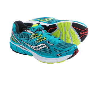 saucony omni 14 running shoes (for women)- Save 38% Off - CLOSEOUTS .   andquot;Omniandquot; precedes other words to mean andquot;all,andquot; and the Saucony Omni 14 gives you all you need in a running shoe. It gets cushioning from the SRC Impact Zone and PowerGrid technology, and the Support Frame provides stability through each stride -- all while maintaining a lightweight feel. Available Colors: BLUE/BLACK/CITRON, BLACK/TEAL/RED, SILVER/BLUE/CORAL. Sizes: 5.5, 6, 6.5, 7, 7.5, 8, 8.5, 9, 9.5, 10, 10.5, 11, 11.5, 12, 12.5, 13, 14, 5.