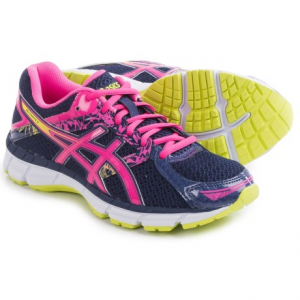 asics gel-excite 3 running shoes (for women)- Save 28% Off - CLOSEOUTS . ASICS GEL-Excite 3 running shoes add a little excitement to your fitness routine. The mesh upper helps feet stay cool, and Rearfoot GELand#174; Cushioning provides comfort in the gym and on the road. Available Colors: CHARCOAL/GRAPE/AQUA SPLASH, MIDNIGHT/HOT PINK/FLASH YELLOW, PINK GLOW/WHITE/BLUEBERRY, SILVER/HOT PINK/LIME PUNCH, TURQUOISE/AQUA/PINK GLOW, WHITE/SCUBA BLUE/ACAI, BLACK/HOT PINK/ORANGE, PATRIOTIC BLUE/KNOCKOUT PINK/MINT. Sizes: 5, 5.5, 6, 6.5, 7, 7.5, 8, 8.5, 9, 9.5, 10, 10.5, 11, 12, 11.5.
