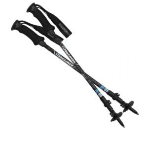 Image of Komperdell Pure Carbon Adjustable Trekking Poles - Compact