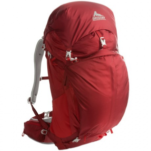 photo: Gregory Z 55 weekend pack (3,000 - 4,499 cu in)