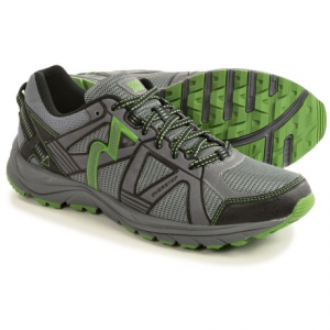Image of 361 Degrees Overstep Trail Running Shoes (For Men)