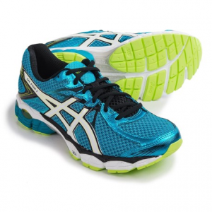 asics gel-flux 2 running shoes (for men)- Save 58% Off - CLOSEOUTS . Put some spring in your step with the ASICS GEL-Flux 2 running shoes. The SpEVAand#174; midsole combines with rearfoot and forefoot GELand#174; cushioning to return energy to each stride and save weight, giving neutral runners a push to the finish line. Available Colors: ATOM BLUE/WHITE/SAFETY YELLOW, BLACK/WHITE/FLASH YELLOW. Sizes: 6.5, 7, 7.5, 8, 8.5, 9, 9.5, 10, 10.5, 11, 12, 12.5, 6, 11.5, 13, 14, 15.
