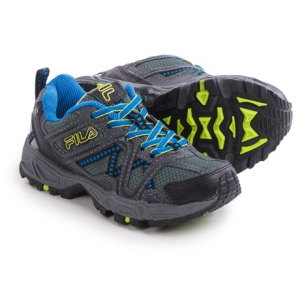 Image of Fila Ascente 15 Hiking Shoes (For Little and Big Boys)