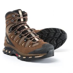 photo: Salomon Quest 4D GTX hiking boot