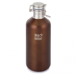 Image of Klean Kanteen Growler Bottle - 64 fl.oz., Stainless Steel