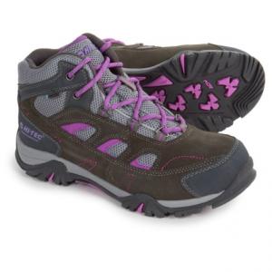 Image of Hi-Tec Logan Hiking Boots - Waterproof (For Little and Big Kids)