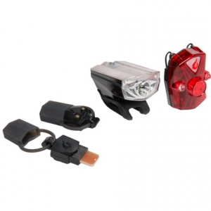 blackburn super flea bike light set- Save 41% Off - CLOSEOUTS . Outfit your bike for dawn and dusk fun with the Blackburn Super Flea bike light set. Each light mounts with a silicone hook-and-loop strap system, offers up to 3 hours and 30 minutes of run time on low mode, and is rechargeable with a magnetic USC smart charger. Available Colors: SEE PHOTO.