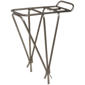 blackburn ex-1 stainless steel bike rack- Save 52% Off - CLOSEOUTS . A beefy bike rack made from 304 grade stainless steel tubing, Blackburnand#39;s EX-1 bike rack handles loads up to 65 pounds and is suitable for all-weather commuting and extended off-road touring. Available Colors: SEE PHOTO.