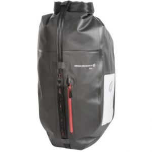 blackburn barrier rear pannier- Save 63% Off - CLOSEOUTS . Haul it all in any weather with Blackburnand#39;s Barrier rear pannier. It features waterproof, welded construction, see-through panels that help you easily locate contents, and its compatible with all standard rear bike racks. Available Colors: SEE PHOTO.