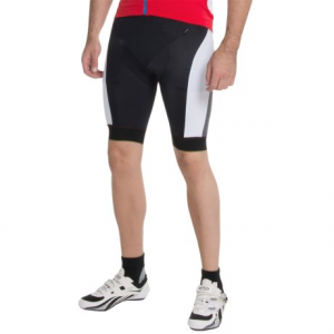 gore bike wear power 3.0 cycling shorts (for men)- Save 45% Off - CLOSEOUTS . Get low and fast in the saddle with Gore Bike Wearand#39;s Power 3.0 cycling shorts. An elastic-free front waistband helps you get into the right position, and the Power Man seat pad offers dual-density comfort. Available Colors: BLACK/WHITE, BLACK. Sizes: S, M, L, 2XL, XL.