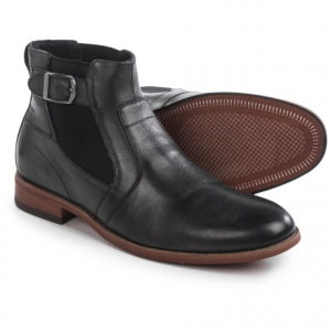Image of Florsheim Rockit Buckle Boots - Leather (For Men)